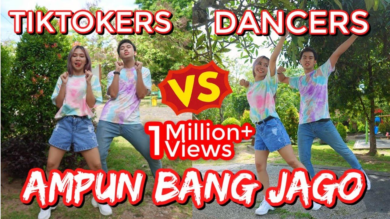 BIKIN DANCE BANG JAGO YG VIRAL DI TIKTOK! #AmpunBangJago | Step by Step ID