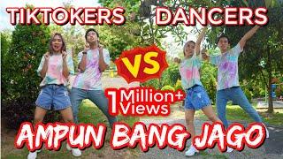 Download Lagu BIKIN DANCE BANG JAGO YG VIRAL DI TIKTOK! #AmpunBangJago | Step by Step ID mp3