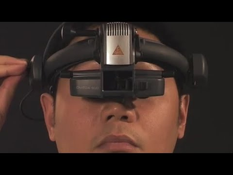 HEINE Indirect Ophthalmoscopy (Part 1)