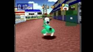 Bomberman Fantasy Race PlayStation Gameplay