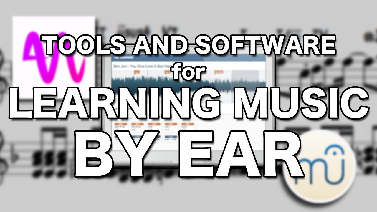 Six (Mostly Free) Tools and Software for Music Transcription