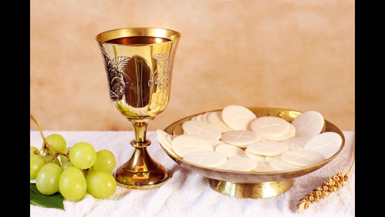 christians celebrations of holy communion essay Why do we still recite the nicene creed at the eucharist celebrations of the eucharist, at least on sundays and holy days i will begin this essay by taking this.