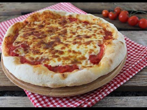 Pizza Velocissima in Padella - 15 Minuti