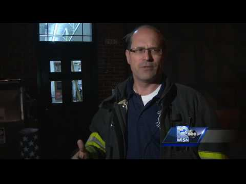 Fire station hit by gunfire in Milwaukee