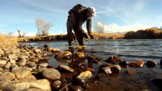 December Fly-Fishing Wasatch Back 2014