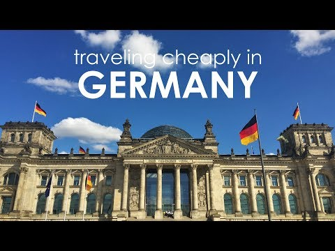 Traveling Cheaply in Germany