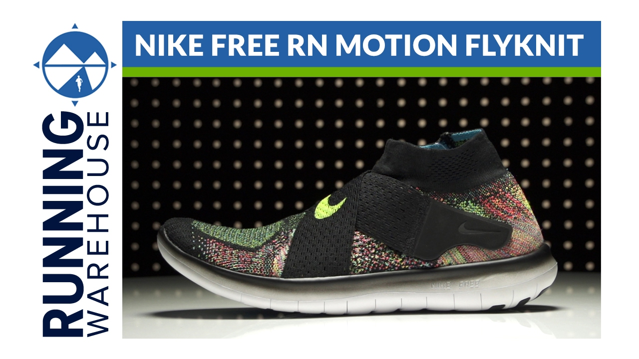 f200ac02c47bf First Look  Nike Free RN Motion 2017 - YouTube