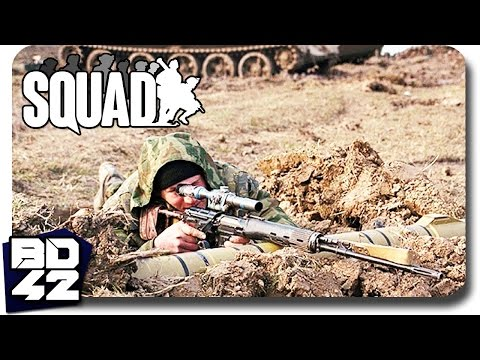Squad v5.1 ► Designated Marksman (Full Round)