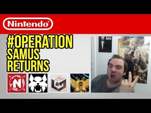 #OperationSamusReturns Feat. Arcanis + Mundo N + Stargin Games