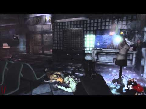 """Black Ops 2 Zombies: """"TURBINE"""" - Tranzit - Buildable Tutorial! (Needed For Pack A Punch)"""