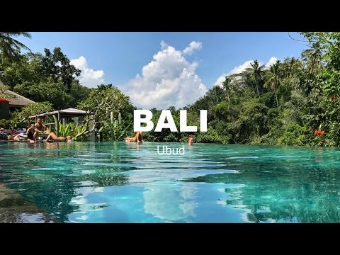 TRAVELLING TO BALI - UBUD part 1