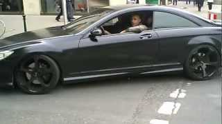 Mercedes Benz CL 65 AMG by Anderson Germany (CL 600)
