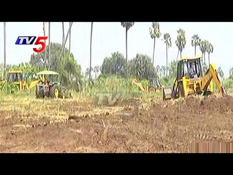 Administrative City Foundation stone Laying Ceremony on Oct 28th | TV5 News