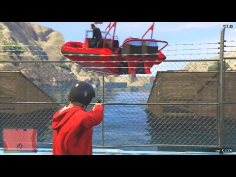 Thumbnail: JJ IS BACK! - GTA 5 Funny Moments #649