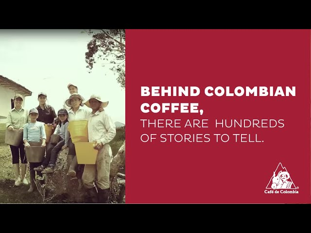 Colombian Coffee Stories