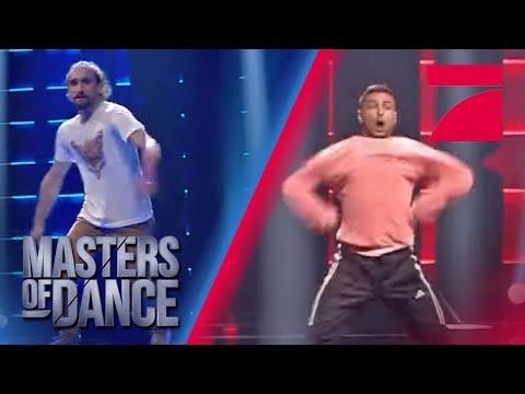 Sebastian vs. Dennis: Breakdance at it's best! Wer kommt weiter? | Masters of Dance | Audition