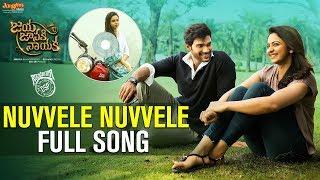Nuvvele Nuvvele Full Audio Song   Jaya Janaki Nayaka   Bellamkonda Srinivas   Rakul Preet   DSP