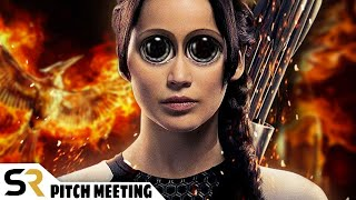 The Hunger Games Sequels Pitch Meeting