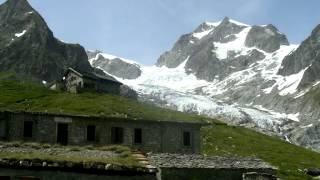 Tour du mont blanc en vtt