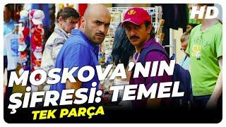 Moskova39;nın Şifresi Temel  Türk Komedi Filmi Tek Parça (HD)
