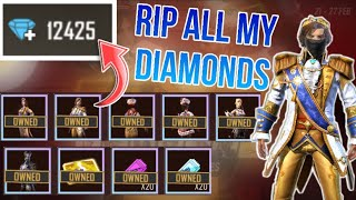 FREE FIRE|| I LOST ALL MY DIAMONDS IN THIS NEW HELL COOK EVENT || GOOD / BAD EVENT ?|| LIVE REACTION