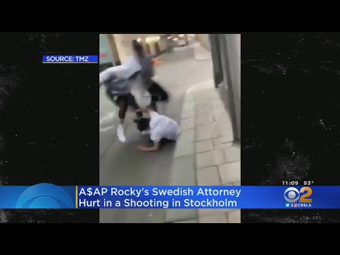 A$AP Rocky's Swedish Attorney Shot In Stockholm Mp3