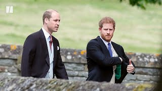 Prince Harry & Prince William Release Joint Statement