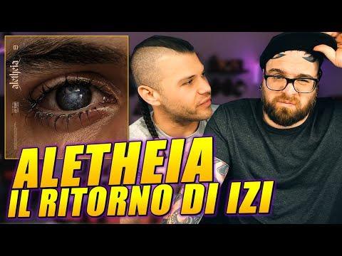 IZI - Aletheia (disco completo) *REACTION* by Arcade Boyz