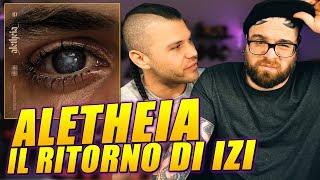 IZI - Aletheia (disco completo) *REACTION* by Arcade Boyz
