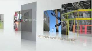 Modern Acrylic Furniture, Fearless, By Alexandra Von Furstenberg