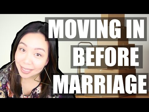 Should you move in with your boyfriend/girlfriend?