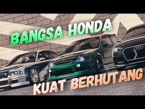 BANGSA HONDA KUAT BERHUTANG - NFS HEAT! (Bahasa Malaysia)