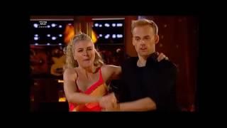 Mille og Mads danser Salsa - Vild Med Dans 2016