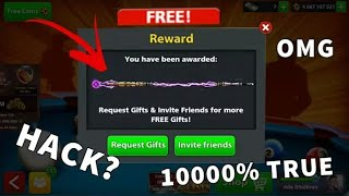 8 Ball Pool Free { Dynamo Cue } For New Reward Link