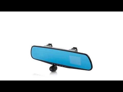 HD Mirror Cam With 16GB Micro SD Card