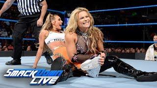 Natalya vs. Carmella: SmackDown LIVE, Sept. 5, 2017