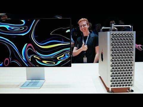 Probando el nuevo Mac Pro: la bestia de 6000$ de Apple (y no ralla queso)