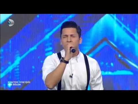 Salih   Polat Beyaz X Factor Star Işığı 17 Şubat 2014