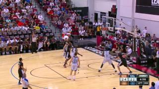 NBA Summer League: New York Knicks vs Dallas Mavericks