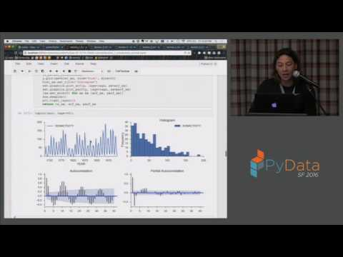 Jeffrey Yau | Applied Time Series Econometrics in Python and R