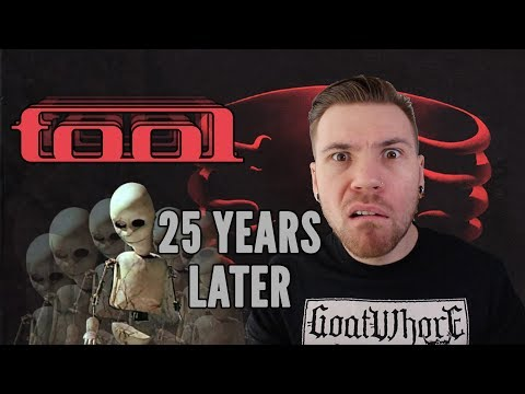 "TOOL's ""Undertow"" Turns 25 Years Old 