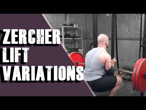 Zercher Variations that Make You STRONGER