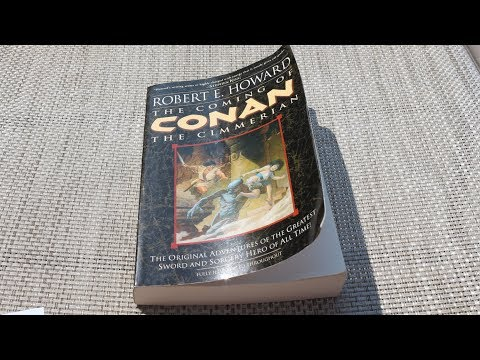 The Coming Of Conan By Robert E. Howard