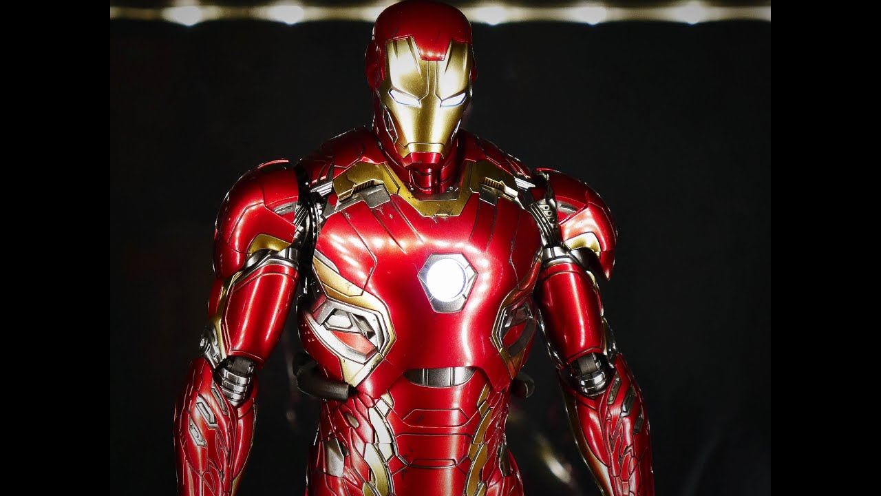 Coolest Man Toys : The best hot toys review iron man mark age of ultron