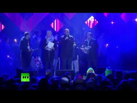 Polish mayor Adamowicz stabbed on stage during charity event in Gdansk
