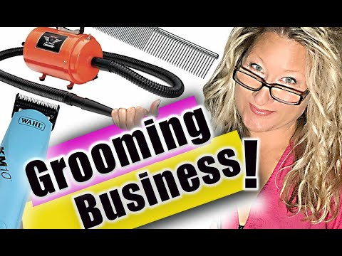 RUN a DOG GROOMING Business the RIGHT Way