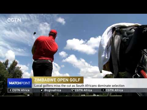 Zimbabwe Open Gold: Local golfers miss the cut as South Africans dominate selection