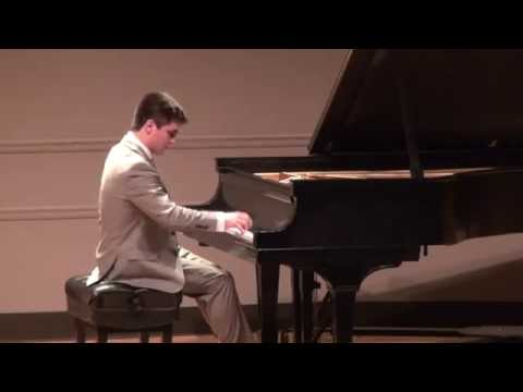 Le tombeau de Couperin (Ravel) Performed by Hunter Keith Hayes