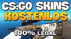 CS:GO Skins kostenlos bekommen - 100% legal UND mit wenig Aufwand! [German]