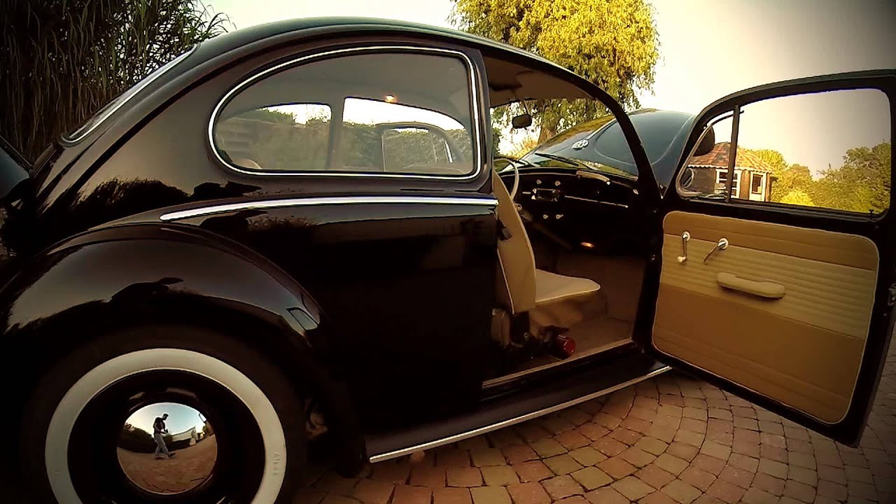complete volkswagen bug restoration 2years youtube. Black Bedroom Furniture Sets. Home Design Ideas